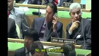 (LIKE to spread the message) http://bit.ly/CIickToSubscribe Gaddafi The Truth About Libya- Documentary Original here: ...