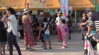 羽黒H28夏祭り2・東小学校ダンス