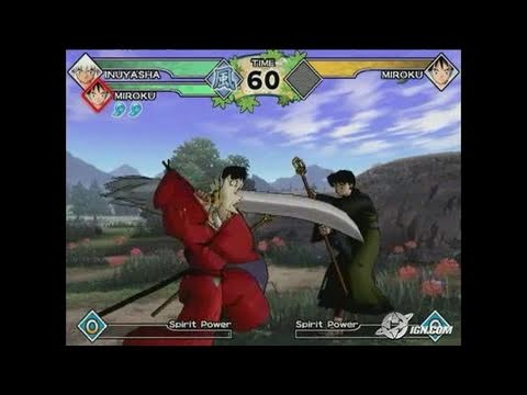 InuYasha : Feudal Combat Playstation 2