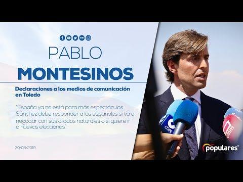 Pablo Montesinos: