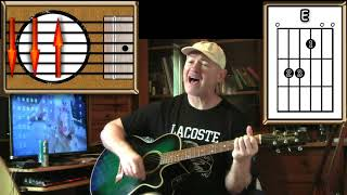 Learn To Fly - Foo Fighters - Acoustic Guitar Lesson (Live acoustic version)  (easy-ish)