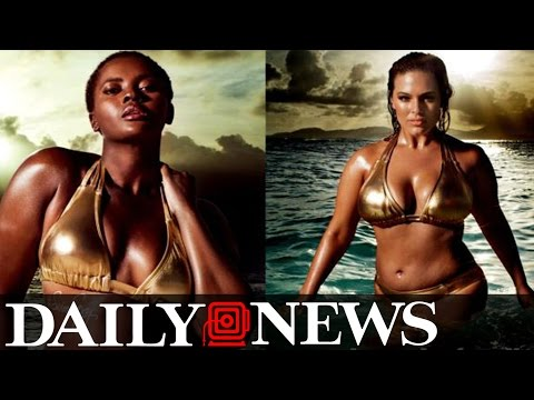 Beautiful! Sports Illustrated Swimsuit Issue Now! Curvy Plus Size Models!