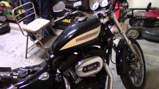 6. Harley Davidson Evo Sportster Rocker Box Gasket Repair