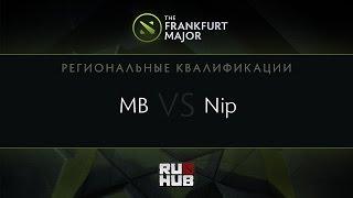 mBusiness vs NIP, game 1