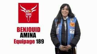 Amina de l'équipage HIT RADIO souhaite un joyeux anniversaire à son fils Ayour