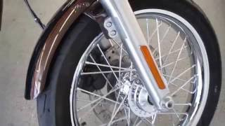 8. 2013 Harley Davidson Dyna Super Glide Custom 110th Anniversary at Gear Up Motorsports