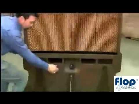 Schładzacz powietrza ewaporacyjny - klimatyzer - BryzaCOOL 2400