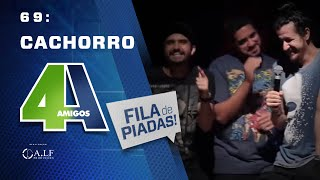 Video FILA DE PIADAS - CACHORRO - #69 Participação Marco Luque MP3, 3GP, MP4, WEBM, AVI, FLV Mei 2018