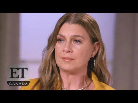 Ellen Pompeo On 'Toxic' 'Grey's Anatomy' Set