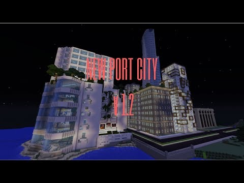 New Port City v1.2