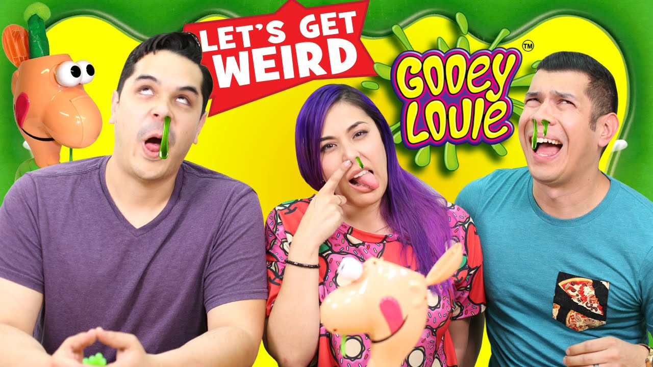 GOOEY LOUIE! – Lets Get Weird