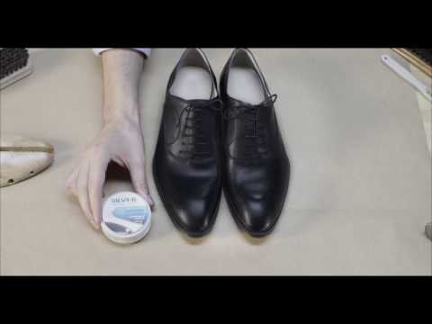 How to Polish Your Leather Shoes | Silver Shoe Care