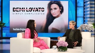 Video Demi Lovato on Taking Power Away from Online Haters MP3, 3GP, MP4, WEBM, AVI, FLV Januari 2018