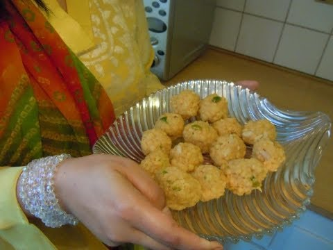 Boondia (Bundhi) Laddu recipe (Episode 15) - ruptush Diner Online Bengali Cooking Show