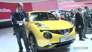 Genève 2014 - Nissan Juke Restylé