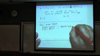 Embedded Systems Course - Lecture 04: C Programming Language Review, Part 1