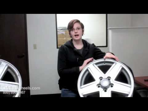 Liberty Rims & Liberty Wheels - Video of Jeep Factory, Original, OEM, stock new & used rim Co.