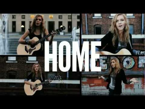 Home - Phillip Phillips (cover by Kayla Lynn)