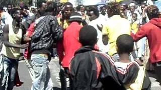 Timket, Young People Dancing, 2012
