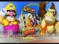 Let s Play:mario Super Sluggers:wario Vs Donkey Kong