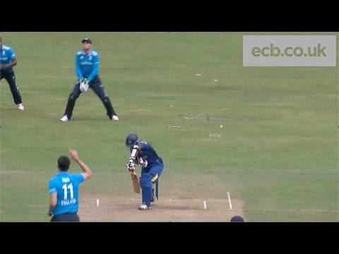 5th ODI, Sri Lanka vs England, Birmingham, 2014 - Highlights