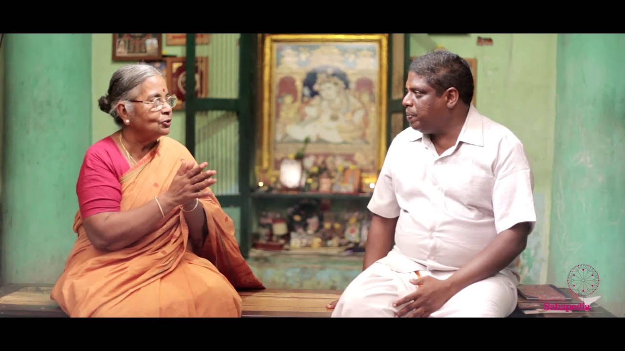 In conversation: Natyacharya K.P.K. Chandrasekhar