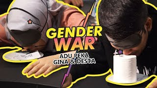 Video GENDER WAR - ADU PEKA MP3, 3GP, MP4, WEBM, AVI, FLV Januari 2019