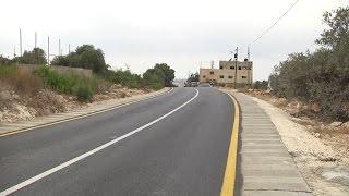 افتتاح طريق شوفة الرئيسي بعد إعادة تأهيله