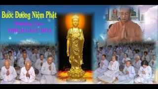 Bài giảng: Bước Đường Niệm Phật - Thượng Tọa Thích Giác Hóa