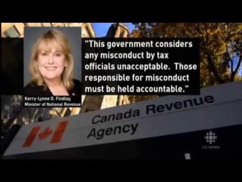 Canada Revenue Agency Mafia
