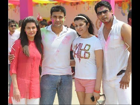 Sunny Leone,Rakhi Sawant,Poonam Pandey and More At Holi Celebration Party