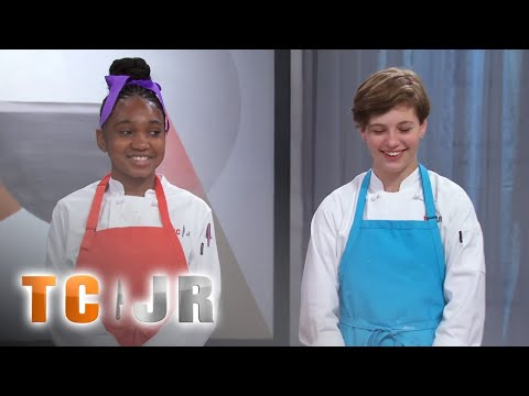 Finale: Meal Of A Lifetime! FULL OPENING CLIP | Top Chef Junior | Universal Kids