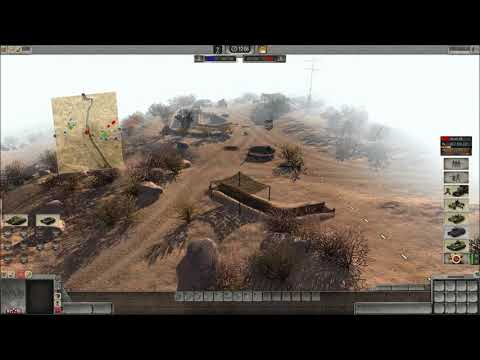 "Men of War Assault Squad 2 Online Battle #216: ""Epic Kasserine"""