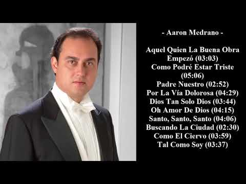 Video Tenor Aaron Medrano - 40 Himnos y Canticos Cristianos download in MP3, 3GP, MP4, WEBM, AVI, FLV January 2017