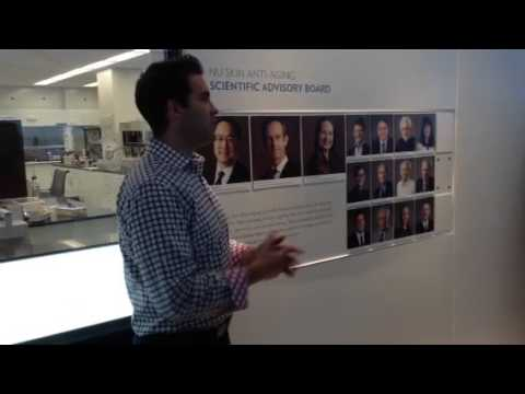 Nu Skin Innovation Center Tour Part 3 (видео)