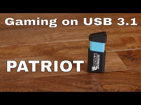 Patriot Supersonic Rage 2 (And gaming)
