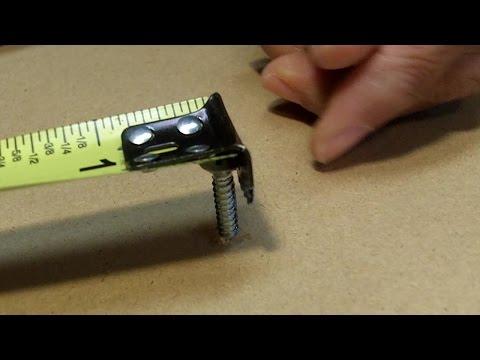 連專業工人都不一定懂的「捲尺隱藏功能」,看完後才真正知道該如何正確使用捲尺!