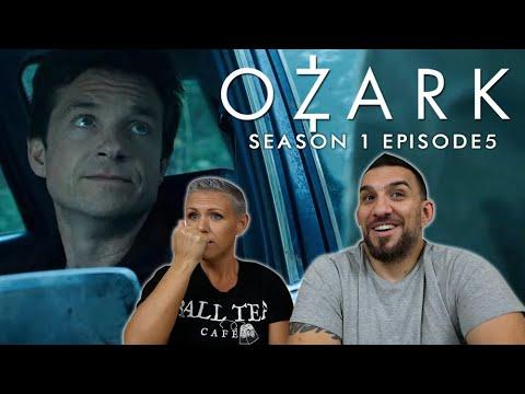 Ozark Season 1 Episode 5 'Ruling Days' REACTION!!