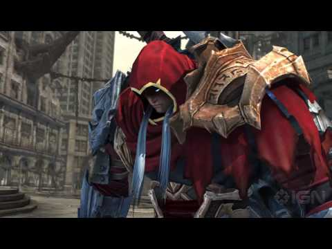 Darksiders: Warmastered Edition Official PS4 Pro Trailer
