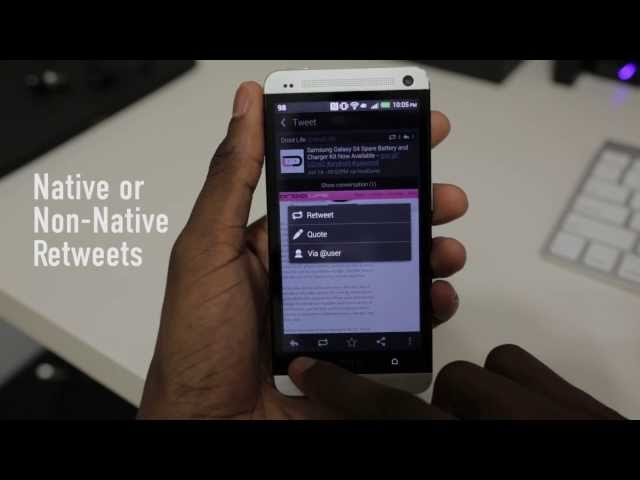Falcon Pro for Android Demo