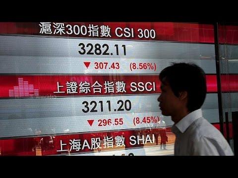 Κίνα: η «καταιγίδα» στο χρηματιστήριο αναβαθμίστηκε σε «τυφώνα»! – markets