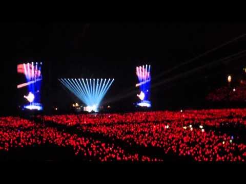 Paul encerra tour Japonesa no Tokyo Dome