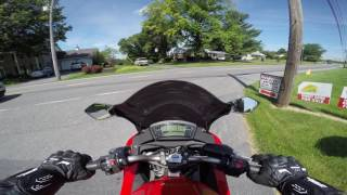 3. 2009 Kawasaki ninja 650 test drive review