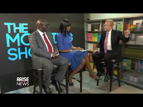 Weibe Boer Discusses The Power Sector, His Book And His Nigerian Upbringing