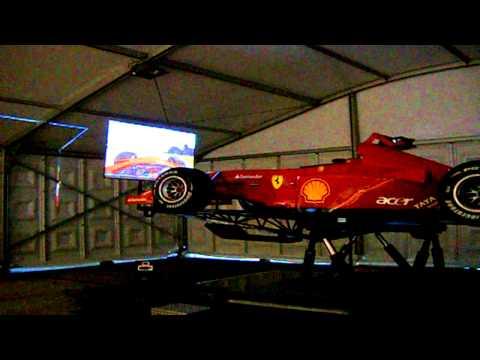 Ferrari Finali Mondiali - F1 Full Motion Simulator
