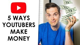Video How Do YouTubers Make Money? (5 Ways to Make Money on YouTube) MP3, 3GP, MP4, WEBM, AVI, FLV Desember 2018