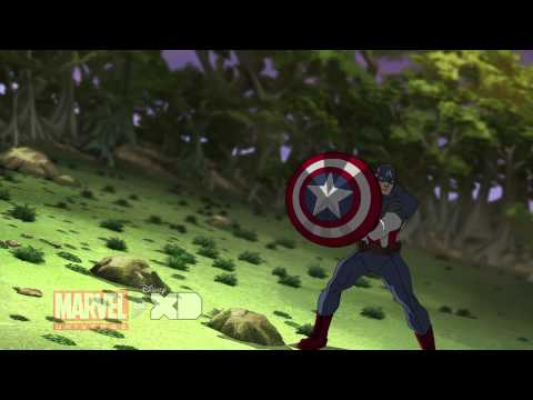 Marvel's Avengers Assemble Season 2 (First Look)
