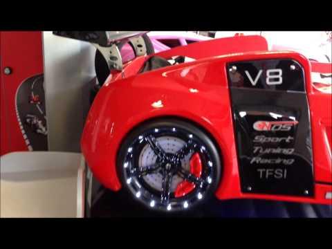 Bett Autobett Kinderbett V8 V3 kapa-moebel.de Kindermöbel Car Bed Möbel