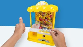 Video CLAW MACHINE MINI UNIK BERFAEDAH TERBARU MP3, 3GP, MP4, WEBM, AVI, FLV September 2018