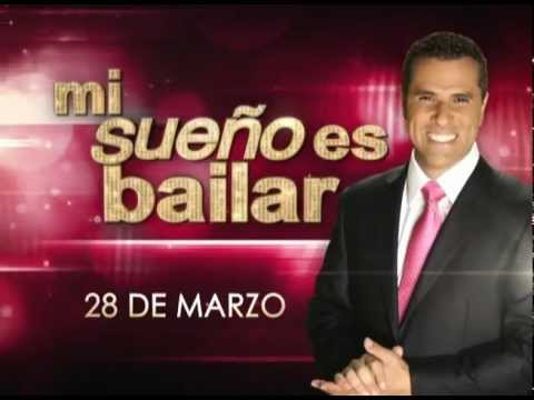 """Gran Estreno Segunda Temporada de Mi Sueno Es Bailar""""  - Thumbnail"""